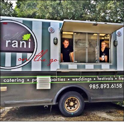 Coffee Rani Food Truck